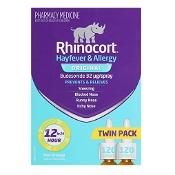 Rhinocort Hayfever & Allergy Original 2 x 120 Sprays