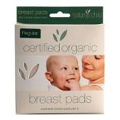 Natures Child Reusable Breast Pads Organic Regular 6 Pack