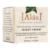 Akin Replenishing Antioxidant Night Cream 50ml