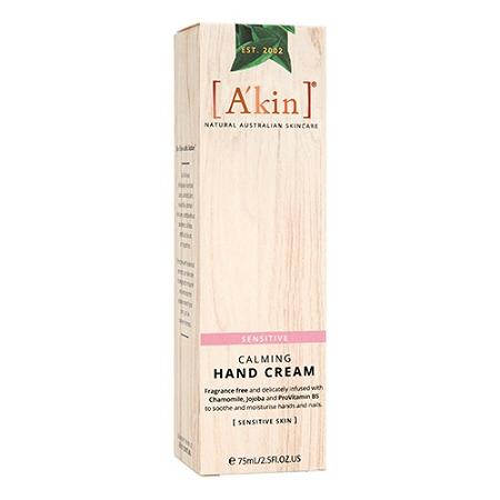 Akin Calming Hand Cream 75ml