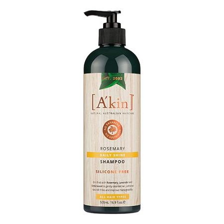 Akin Daily Shine Rosemary Shampoo 500ml