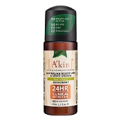 Akin Deodorant Roll On Australian Desert Lime & Sweet Orange 65ml