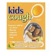 All Natural Kids Cough Orange 10 Lozenges