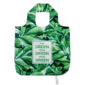 Annabel Trends Shopping Tote Live Green 50cm x 42cm