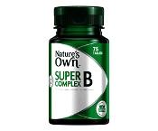 Natures Own Super B Complex 75 Tablets