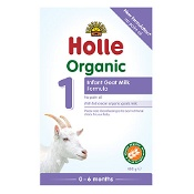Holle Organic Goat Milk 1 Infant Formula with DHA 400g