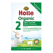Holle Organic Goat Milk 2 Infant Follow-On Formula with DHA 400g
