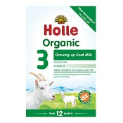 Holle Organic Goat Milk 3 Growing-Up Milk with DHA 400g