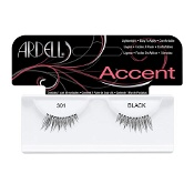 Ardell Accent Lashes #301 Black 1 Pair of Eyelashes