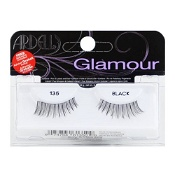 Ardell Glamour Lash 135 Black 1 Pair of Lashes