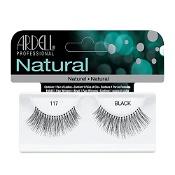 Ardell Natural Lash #117 Black 1 Pair