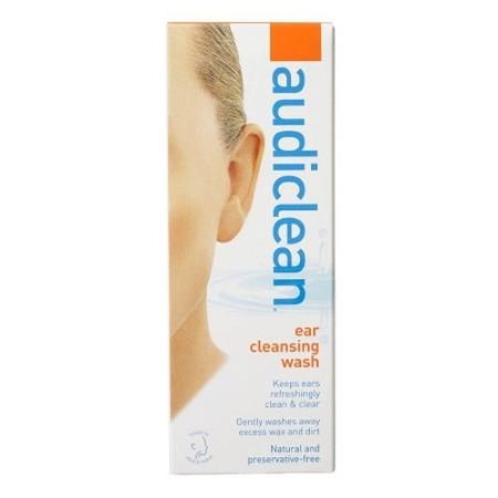 Audiclean Ear Cleansing Spray 60ml