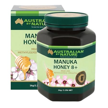 Australian by Nature Manuka Honey 8+ (MGO 200) 1kg