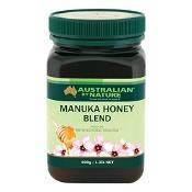 Australian By Nature Manuka Honey Blend (MGO 30) 500g