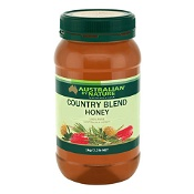 Australian by Nature Country Blend Honey 1Kg