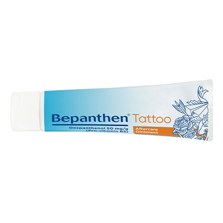 Bepanthen Tattoo Aftercare Ointment 50g