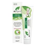 Dr Organic Aloe Vera Toothpaste 100ml