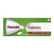 Panadol Paracetamol 500mg 20 Tablets