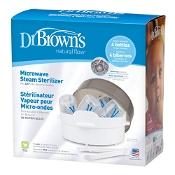Dr Brown's Baby Microwave Steam Sterilizer