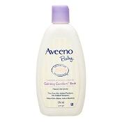 Aveeno Baby Calming Comfort Bath Wash 236ml