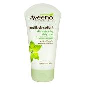 Aveeno Positively Radiant Skin Brightening Scrub 140g