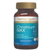 Herbs of Gold Chromium MAX 120 Capsules