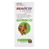 Bravecto Medium Dogs 10-20kg 1 Chew