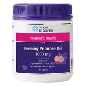 Henry Blooms Evening Primrose Oil 1000mg 200 Capsules