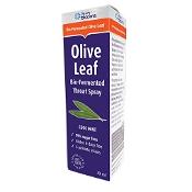 Henry Blooms Olive Leaf Bio-Fermented Throat Spray 30ml