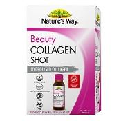 Natures Way Beauty Collagen Shot 50ml x 10 Pack