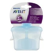 Avent Baby Milk Powder Dispenser Blue 260ml