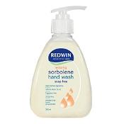 Redwin Hand Wash Sensitive with Vitamin E 250ml
