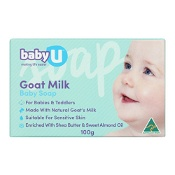 Baby U Goats Milk Baby Soap 100g