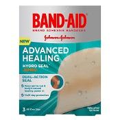 Band-Aid Advanced Healing Hydro Seal Gel Plasters Jumbo 3 Pack
