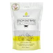 Bathefex Epsom Salt Lime & Lemongrass 1.4kg