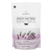 Bathefex Epsom Salt Lavender & Green Tea 1.4kg