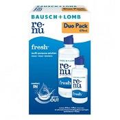 Bausch & Lomb Renu Fresh Multi-Purpose Solution 355ml+120ml