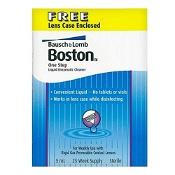 Boston 1 Step Liquid Enzymatic Cleaner 5ml
