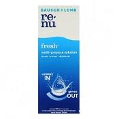 Bausch & Lomb Renu Fresh Multi-Purpose Solution 120ml