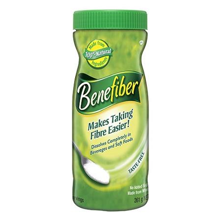 Benefiber Soluable Fibre Taste Free 261g