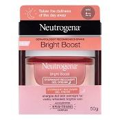 Neutrogena Bright Boost Overnight Recovery Gel Cream 50g