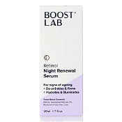 BOOST LAB Retinol Night Renewal Serum 30ml