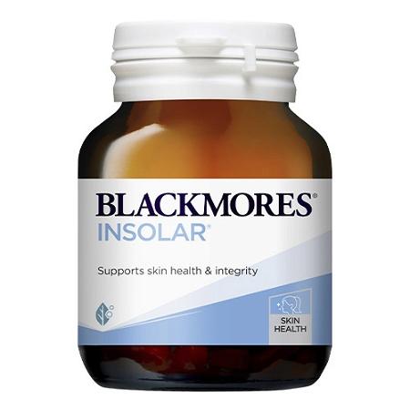 Blackmores Insolar High Dose Vitamin B3 60 Tablets