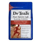 Dr Teals Epsom Salt Rosemary & Mint 1.36kg