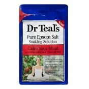 Dr Teals Epsom Salt Ashwagandha 1.36kg