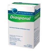 Bio-Practica Magnesium Diasporal 20 Sachets
