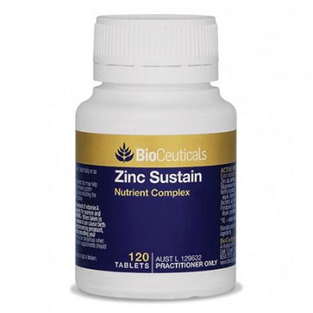 BioCeuticals Zinc Sustain 120 Tablets