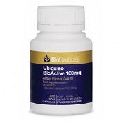 BioCeuticals Ubiquinol BioActive 100mg 60 Capsules