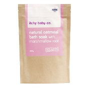 Itchy Baby Co. Natural Oatmeal Bath Soak with Marshmallow Root 200g