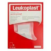 Leukomed T Plus Waterproof Dressing 8cm x 10cm 5 Pack